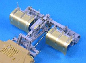 SPARK Mine Roller for Humvee  (Vista 4)