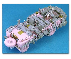 Pink Panther Update/Stowage set - Ref.: LEGE-LF1262
