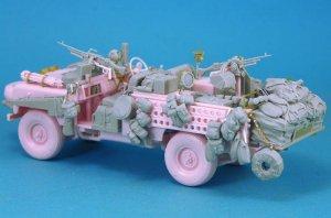 Pink Panther Update/Stowage set  (Vista 3)