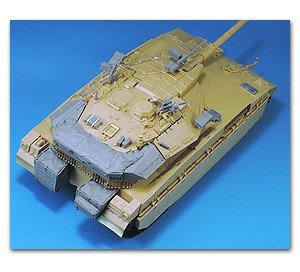 Merkava MK.IID Detailing set  (Vista 1)