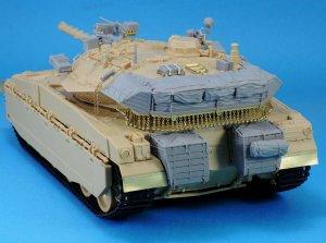 Merkava MK.IID Detailing set  (Vista 3)
