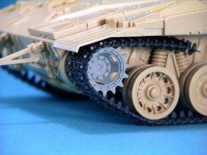 Merkava MK.IID Detailing set  (Vista 6)