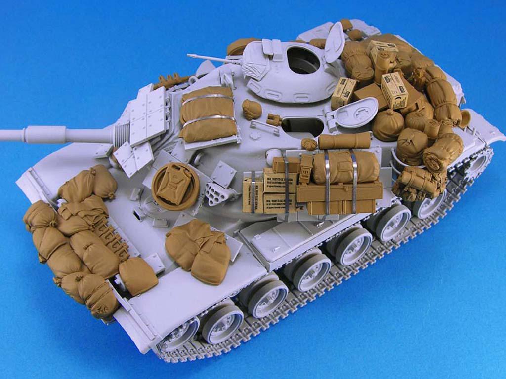 M60A1 Stowage set (Vista 1)