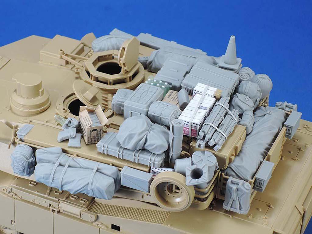 M1A1/A2 Tank Stowage set III (Vista 1)