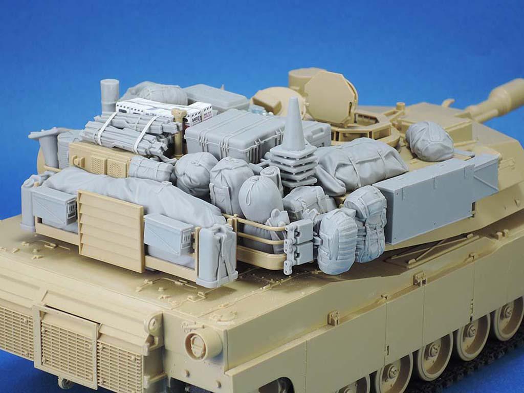 M1A1/A2 Tank Stowage set III (Vista 5)