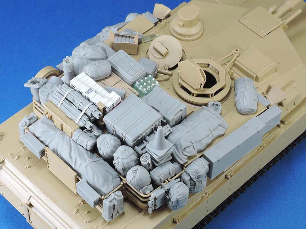 M1A1/A2 Tank Stowage set III (Vista 6)