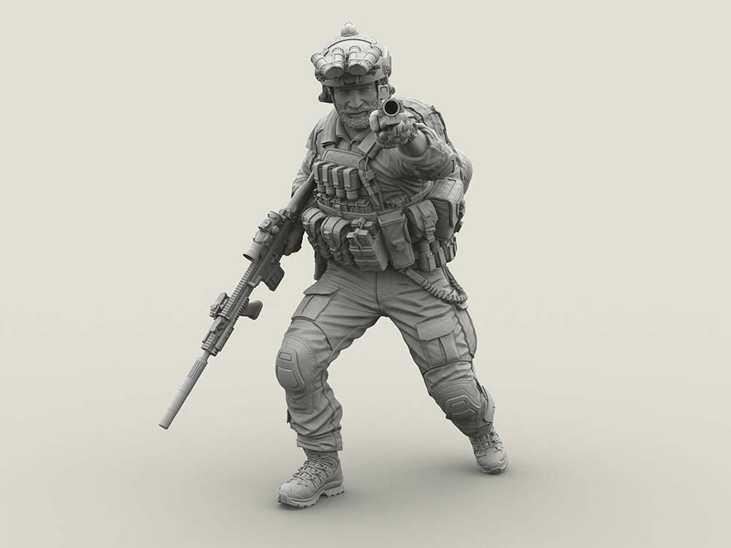 U.S. Navy Seal (Vista 6)