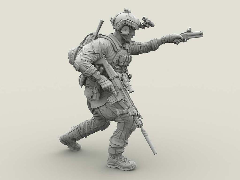 U.S. Navy Seal (Vista 7)