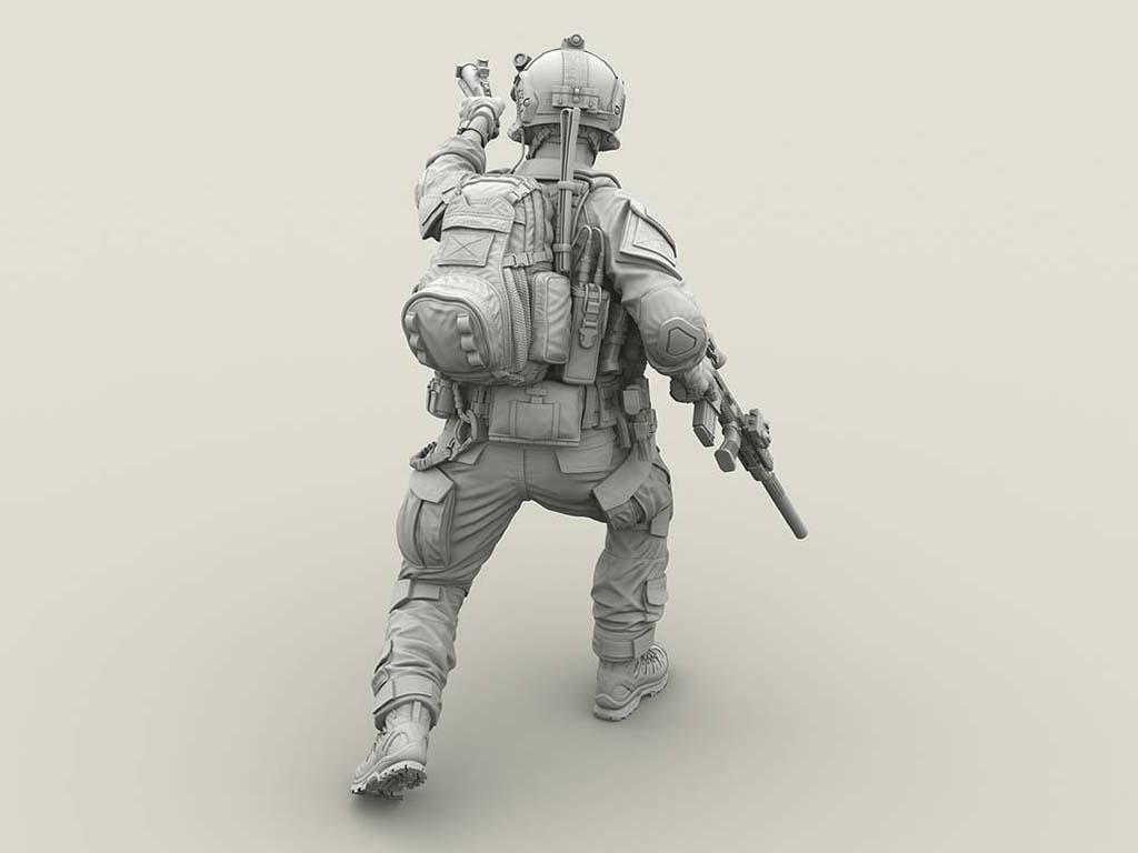 U.S. Navy Seal (Vista 8)
