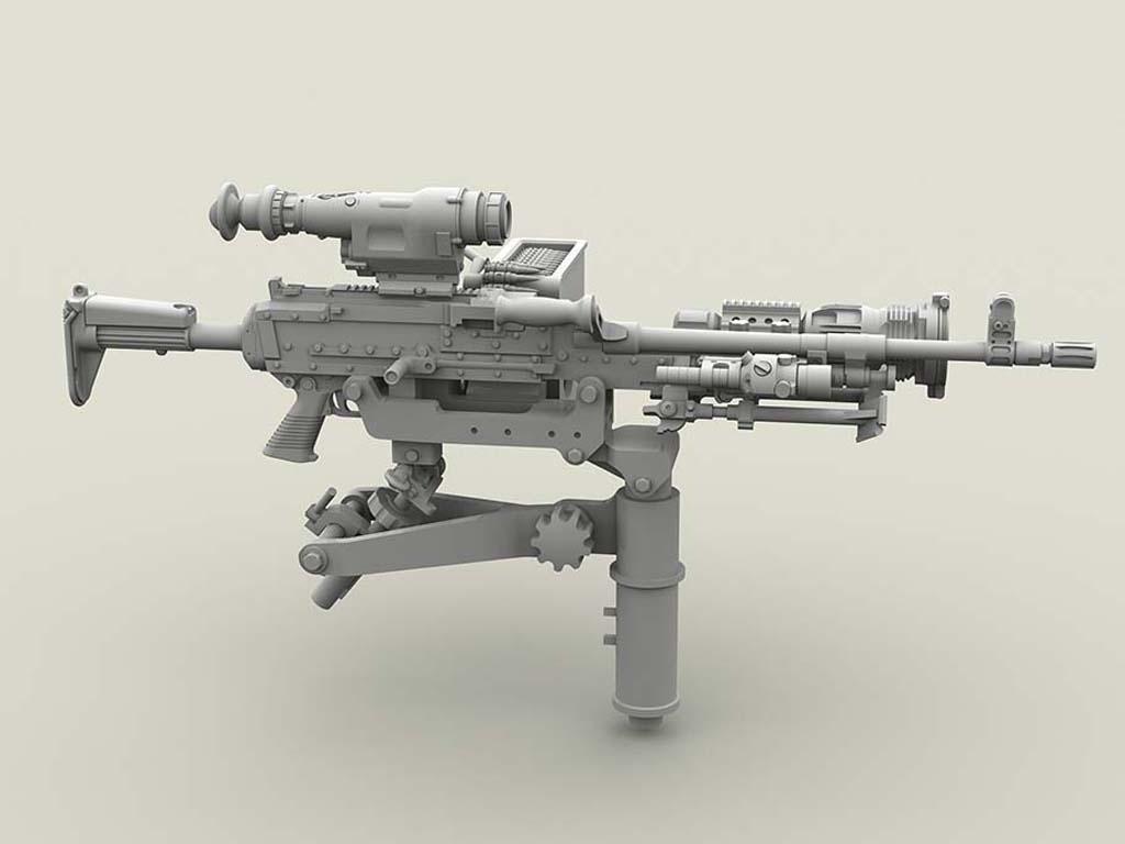 M240 Swing Arm Var.2 set (Vista 1)