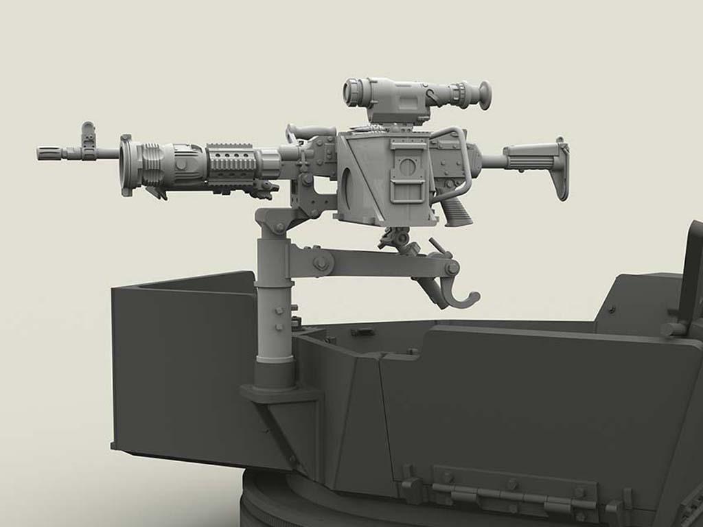 M240 Swing Arm Var.2 set (Vista 6)