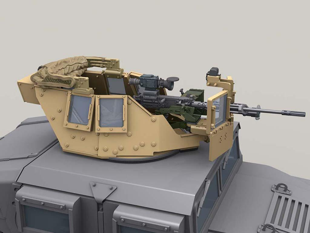 MCTAGS Turret w/RS Cover set (Vista 1)