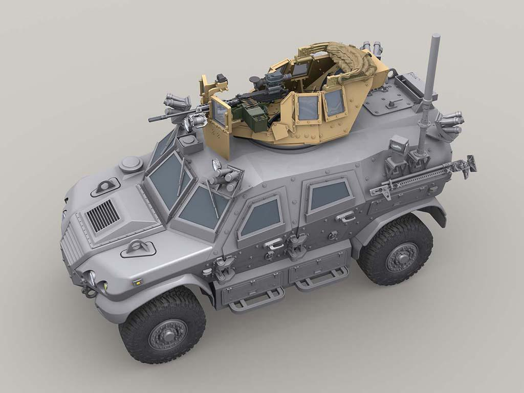 MCTAGS Turret w/RS Cover set (Vista 2)