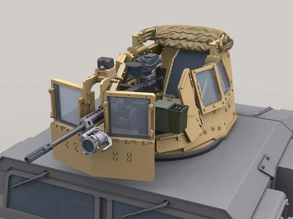 MCTAGS Turret w/RS Cover set (Vista 4)