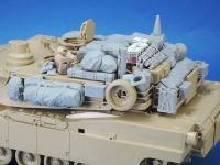 M1A1/A2 Tank Stowage set III (Vista 10)