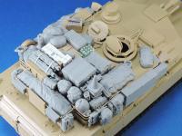 M1A1/A2 Tank Stowage set III (Vista 12)