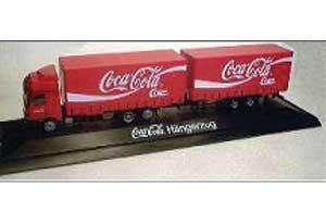 Camion Trailer + Remolque CocaCola  (Vista 1)