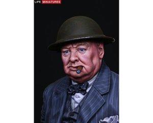 British Prime Minister Winston Churchill  (Vista 2)