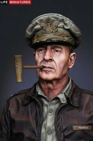 General Douglas MacArthur   (Vista 4)