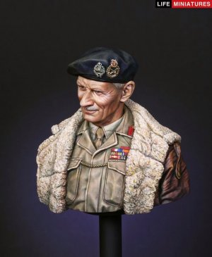 B.L. Montgomery, General, C-in-C, 21st A  (Vista 3)