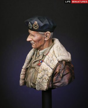 B.L. Montgomery, General, C-in-C, 21st A  (Vista 4)
