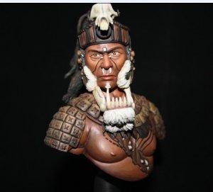 Guerrero Maya   (Vista 1)