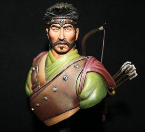 Mongolian Warrior   (Vista 1)