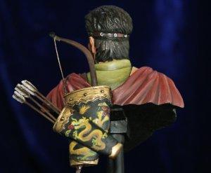 Mongolian Warrior   (Vista 5)