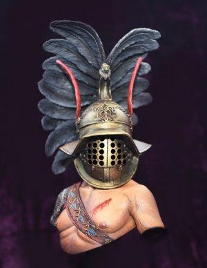 Roman Gladiator  (Vista 2)