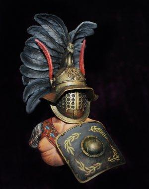 Roman Gladiator  (Vista 4)