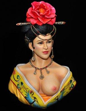 Imperial Concubine Yang (719-756)  (Vista 2)