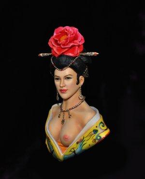 Imperial Concubine Yang (719-756)  (Vista 3)