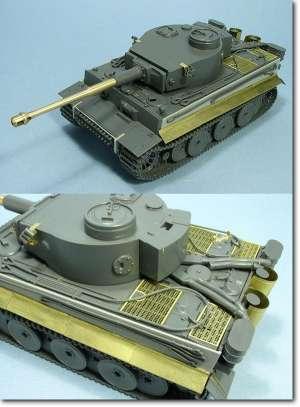 Tiger I early upgrade set - Ref.: LION-LA48001