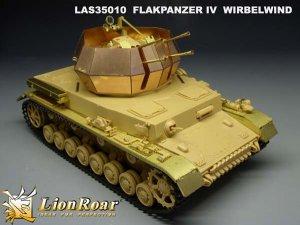 WWII German Flakpanzer IV Wirbelwind   (Vista 1)