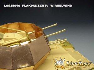 WWII German Flakpanzer IV Wirbelwind   (Vista 2)