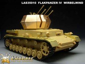 WWII German Flakpanzer IV Wirbelwind   (Vista 4)