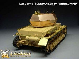 WWII German Flakpanzer IV Wirbelwind   (Vista 5)