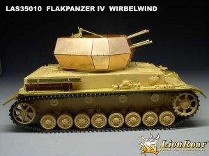 WWII German Flakpanzer IV Wirbelwind   (Vista 6)