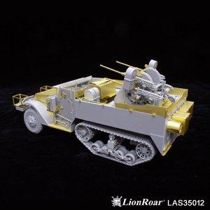 M16 Anti-Aircraft Motor Gun Carriage   (Vista 2)