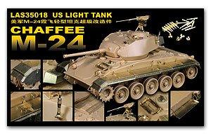 M-24 Chaffee detail set  (Vista 1)