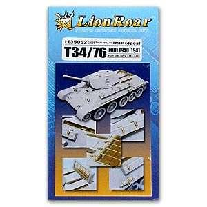 T-34/76 Middle Tank Mod 1940/1941  (Vista 1)