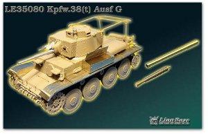Kpfw.38(t) Ausf G - Ref.: LION-LE35080