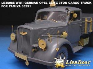 German 3ton 4x2 Cargo Truck  (Vista 2)