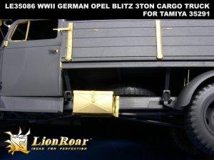 German 3ton 4x2 Cargo Truck  (Vista 3)