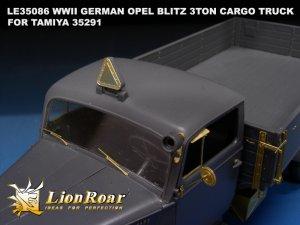 German 3ton 4x2 Cargo Truck  (Vista 4)