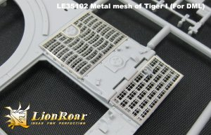 Regillas Motor Tiger I - Ref.: LION-LE35102