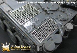 Regillas Motor Tiger I - Ref.: LION-LE35103