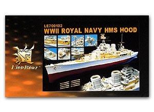 HMS HOOD Upgrade set   (Vista 1)