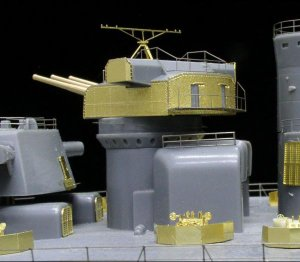 IJA Yamato Super Detail set    (Vista 6)
