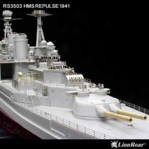 HMS Repulse 1941  (Vista 4)